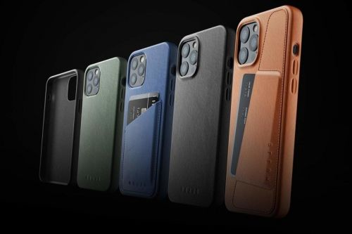Mujjo announces new line-up of leather cases for iPhone 12