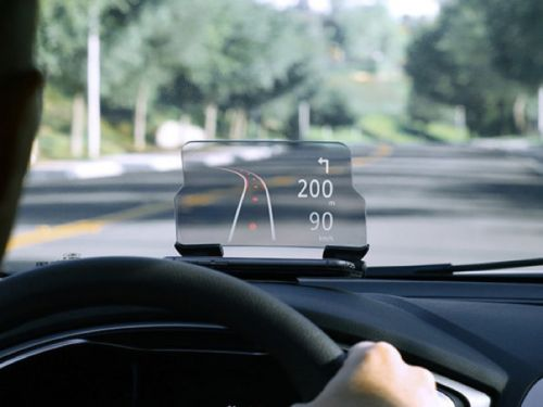 Price Drop Deal: HUDWAY Glass Heads-Up Navigation Display
