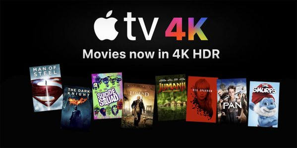 This week's best iTunes movie deals: 4K movie sale $5, bundles from $25, $1 rental, more