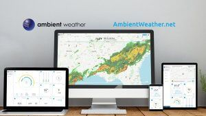 Ambient Weather Releases New Features at CES 2021