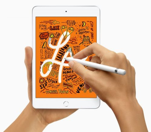 Apple Announces New Fifth-Generation iPad mini With Apple Pencil Support, Revamped Retina Display and A12 Chip