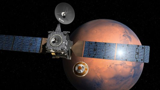 Airbus is building the next Mars rover