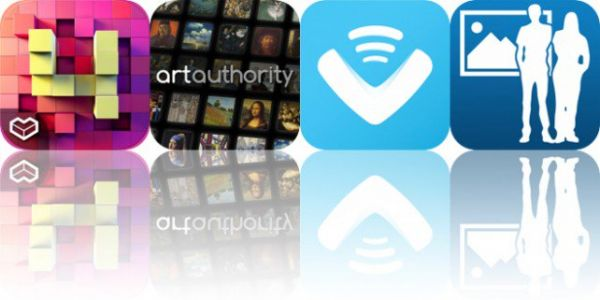 Today's Apps Gone Free: Four in a Row, Art Authority and Vocre