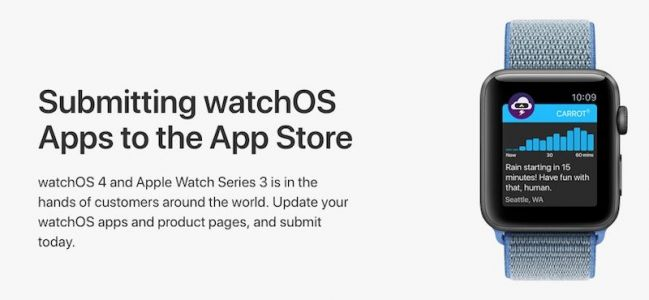 Apple Pushing Updates to Resolve Apple Watch App Signing Issue