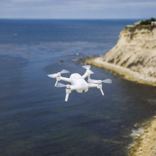 Pilot and record flights in 4K UHD with the $100 Yuneec Breeze Drone