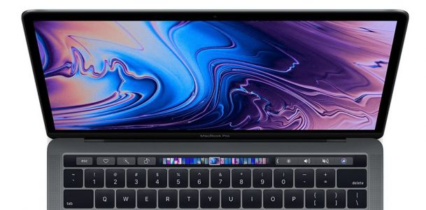 True Tone on New MacBook Pro Relies on Multi-Channel Ambient Light Sensor With Display Open to Work