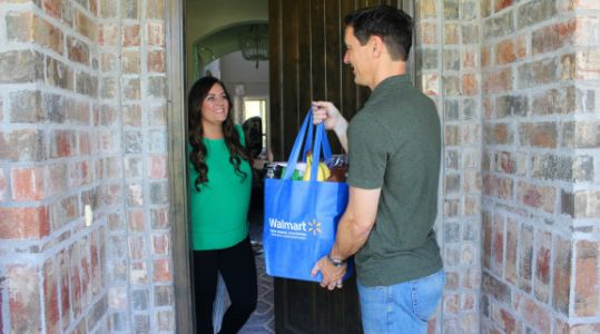 Walmart launches Spark Delivery, a crowdsourced pilot delivery program similar to Amazon Flex