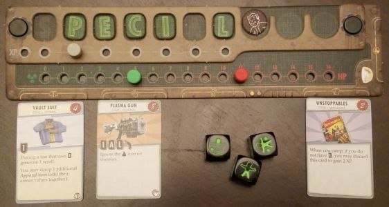 Review: Fallout: The Board Game