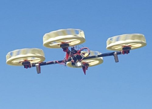 Whisper Drone Low Noise Rotors By Annular Innovation