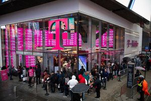 Win some sweet prizes from T-Mobile as the 12 Days of Magenta begins December 5th