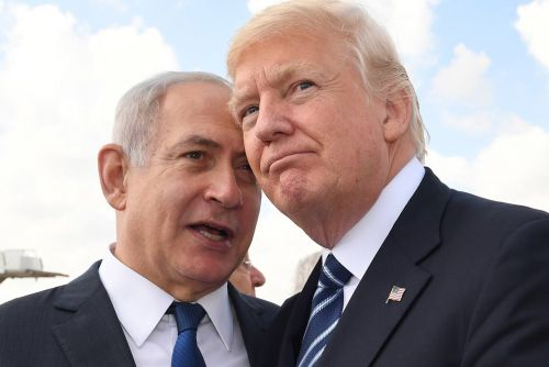 How Trump Bullied Israel Into Punishing His Political Opponents, to the Jewish State's Great Detriment
