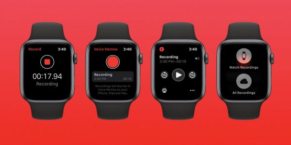 WatchOS 6: How to record Voice Memos on Apple Watch