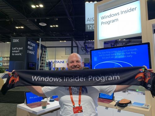 Announcing Windows 10 Insider Preview Build 18252