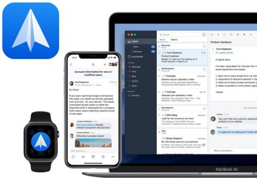 Spark iOS email app revamped with new design and more
