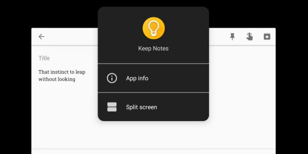 Google Keep quietly renamed to 'Keep Notes' on Android