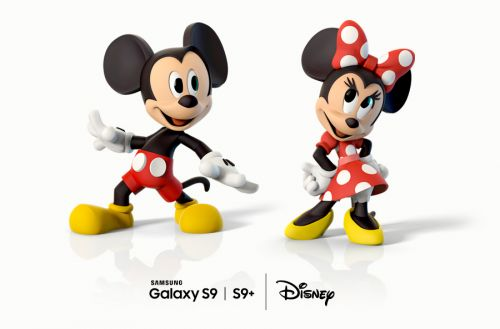 Disney's AR Emoji now available for the Galaxy S9 and S9+