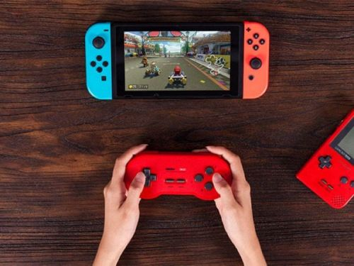 Save 20% on the 8BitDo SN30 Bluetooth Gamepad
