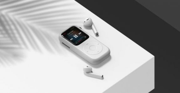 Concept Case Turns Your Apple Watch Into An iPod