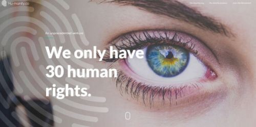 Hu-manity.co uses IBM blockchain to give you the right to control your personal data