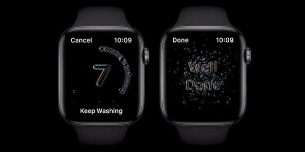 Apple Watch handwashing detection was years in development; may be more to come