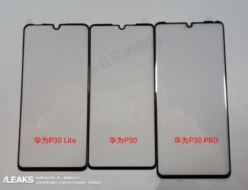 Huawei P30 & P30 Pro's Bezels May Be Thinner Than You Think: Leak