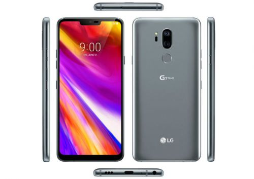 Here's our best look yet at the LG G7