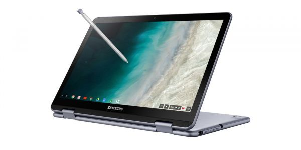Samsung Chromebook Plus V2 goes official w/ improved stylus and keyboard, rear camera, refreshed specs