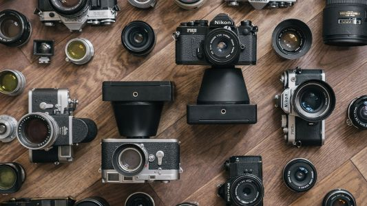 The Instant Magny 35 turns your old film SLR into an instant camera
