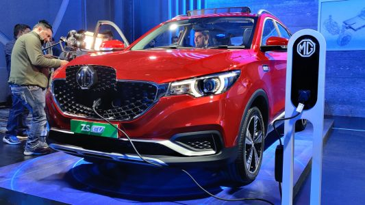 MG Motor announces ZS EV, its first electric car in India