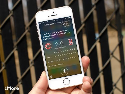 How to get sports scores, schedules and more using Siri