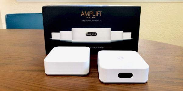 Review: AmpliFi Instant mesh WiFi system is a quality product with 2-minute set up, fast performance, touchscreen, more