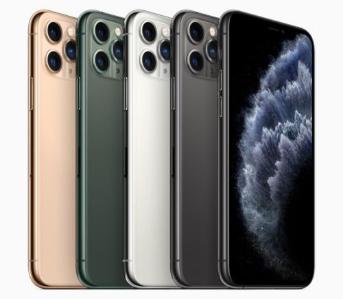 IPhone 11 Pro and 11 Pro Max specs revealed