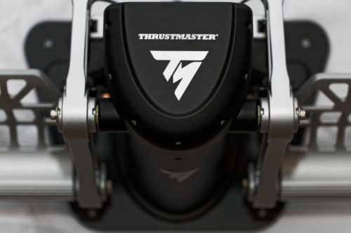 Thrustmaster TPR is the king of mass-market flight sim pedals