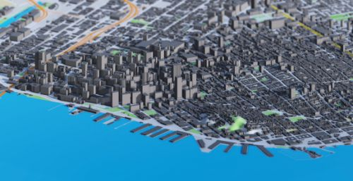 Mapbox hires former Apple designer to spur augmented reality use