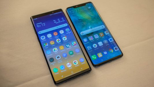 Huawei Mate 20 Pro vs Samsung Galaxy Note 9