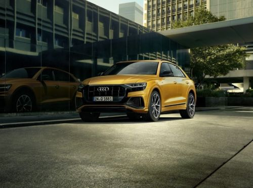 Audi Q8 Goes For A Spin In New Video