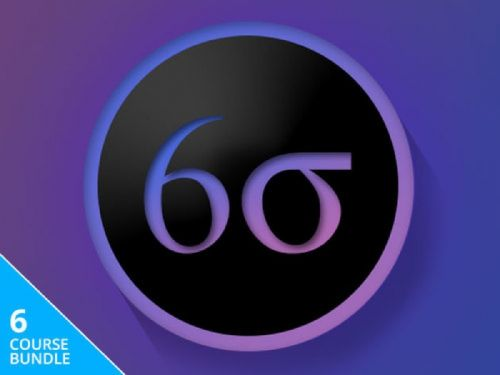 Last Minute Deal: The Lean Six Sigma Black Belt Master Certification Bundle, Save 93%
