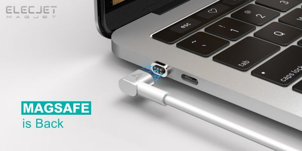 Get the Magjet magnetic USB-C charging cable for MacBooks 10% off for a limited time