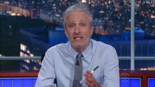 The Daily Show's Jon Stewart will return in new Apple TV+ series