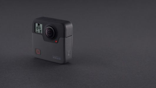 GoPro Announces Fusion, a 360 Cam to Get Back on Track
