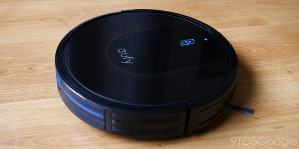 Google Home Essentials: Eufy RoboVac 30C - Ultimate automated cleaning
