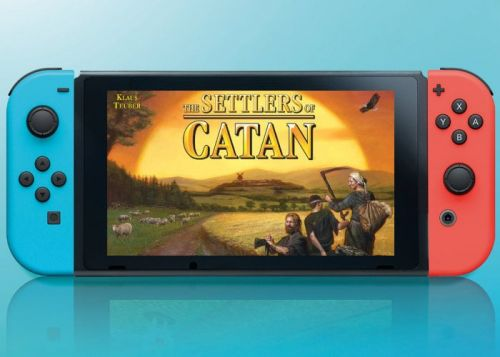 Settlers of Catan lands on Nintendo Switch June 20th 2019