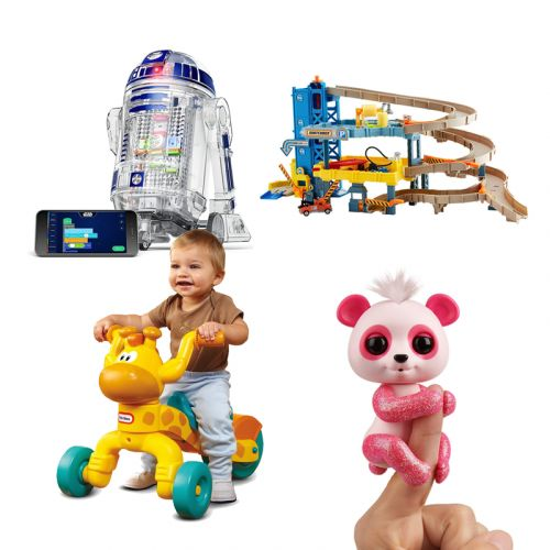 Save $20 on $100 or more of Amazon's best-selling toys right now