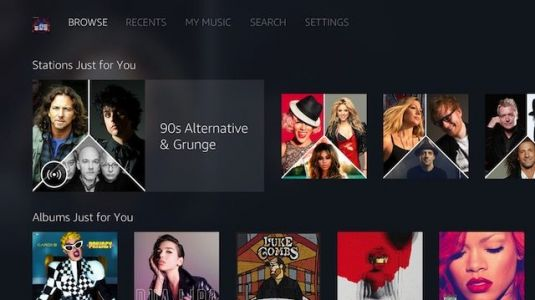 Amazon Music Arrives On NVIDIA Shield TV