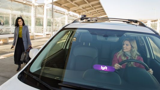 Lyft is experimenting with car rental