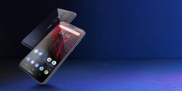 Nokia 6.1 Plus goes official w/ Android One, Nokia X6's notched design for Hong Kong
