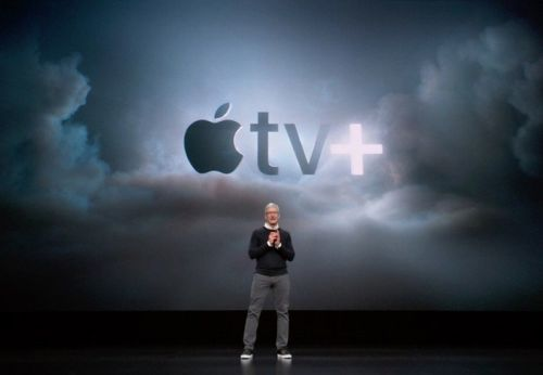 Goldman Sachs predicts AAPL 26% downside because of Apple TV+