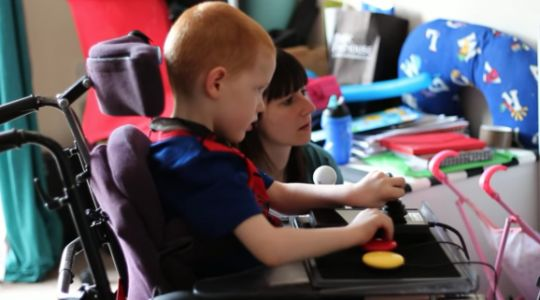 SpecialEffect charity raises $621,777 to help disabled people play games