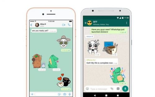 WhatsApp For iOS Disables App Store Shortcut For Stickers