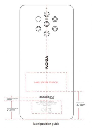 Nokia 9 PureView stops by the FCC, confirms launch in North America